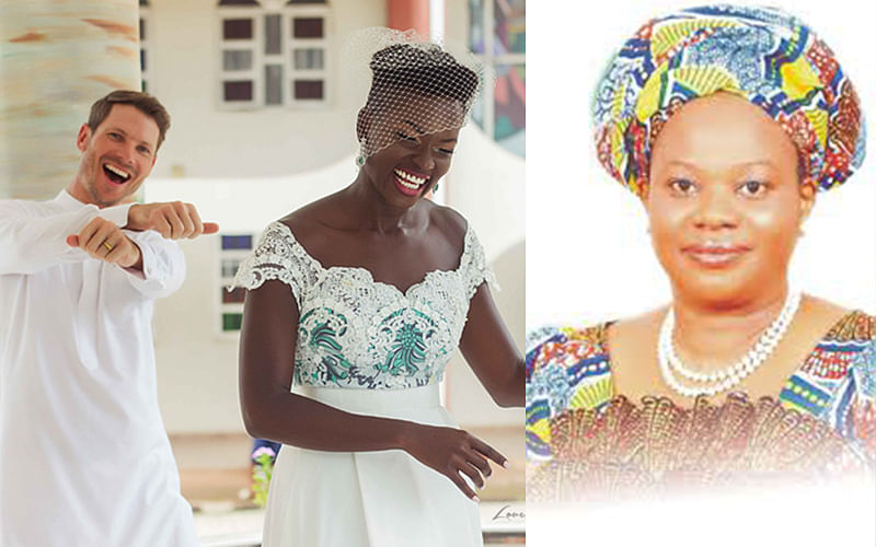 Dora Akunyili's daughter, Canadian husband to welcome first child in August