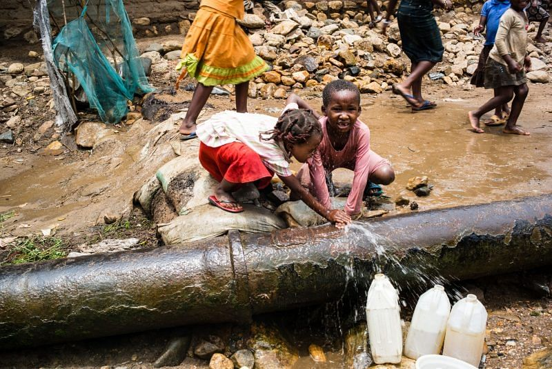 Kaduna records 1,665 cholera cases