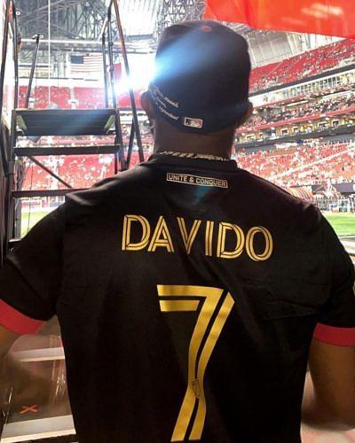 Davido becomes first African artiste to hit Atlanta golden spike