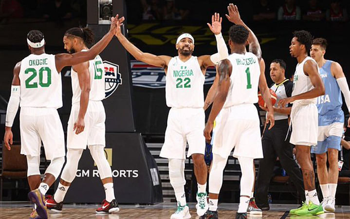 Basketball: D'Tigers defeat 4th-ranked Argentina 94-71
