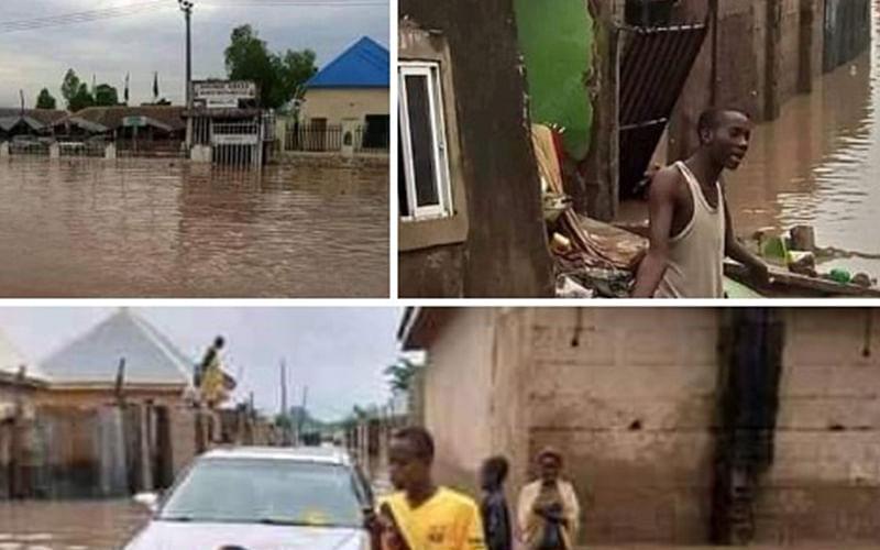 300 buildings submerged in Taraba as Cameroon opens dam