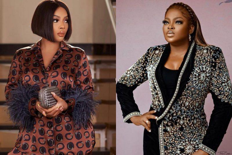 #BBNaija: Funke Akindele, Toke Makinwa disclose favourite housemates