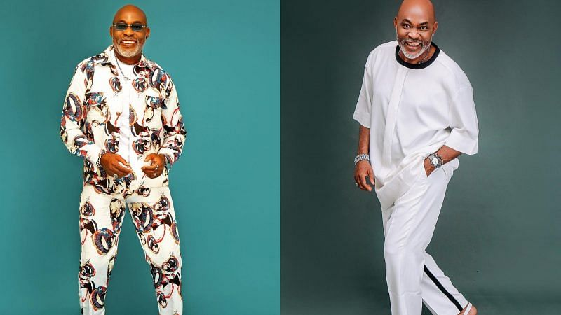 Nollywood legend RMD wins 'Man Of The Year' Award