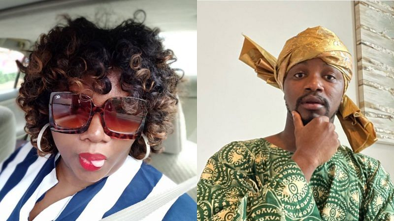 Respect boundaries, Mama Tobi claps back at lady who condemned crossdressers