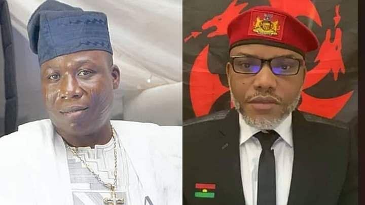 Igboho, Kanu: Who is naive now? BY Adekunle Ade-Adeleye