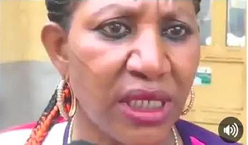 Meet Igbo lady with Yoruba facial marks who was told will die if she looked in the mirror