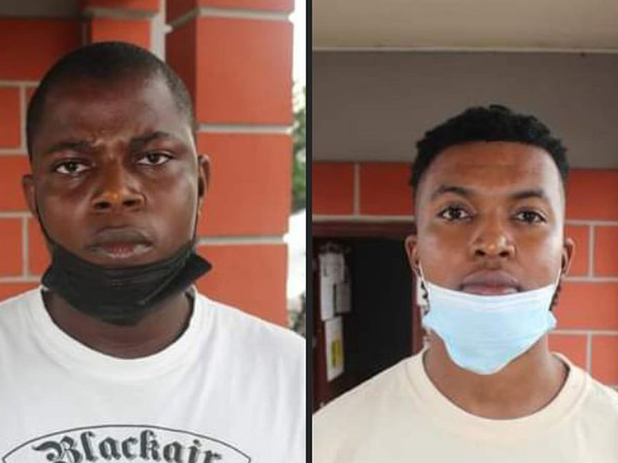Edo court jails two internet fraudsters two years