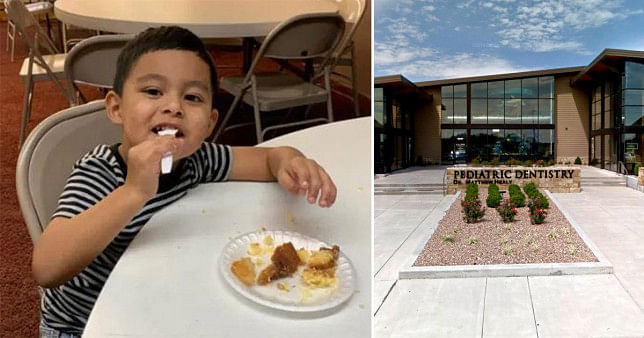 Three year old boy dies during dentist procedure to remove some of his teeth
