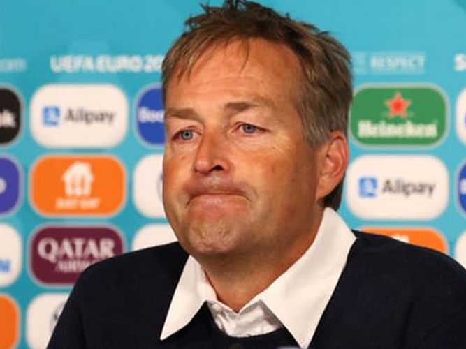 EURO 2020: Denmark coach Hjulmand congratulates Southgate on England's victory