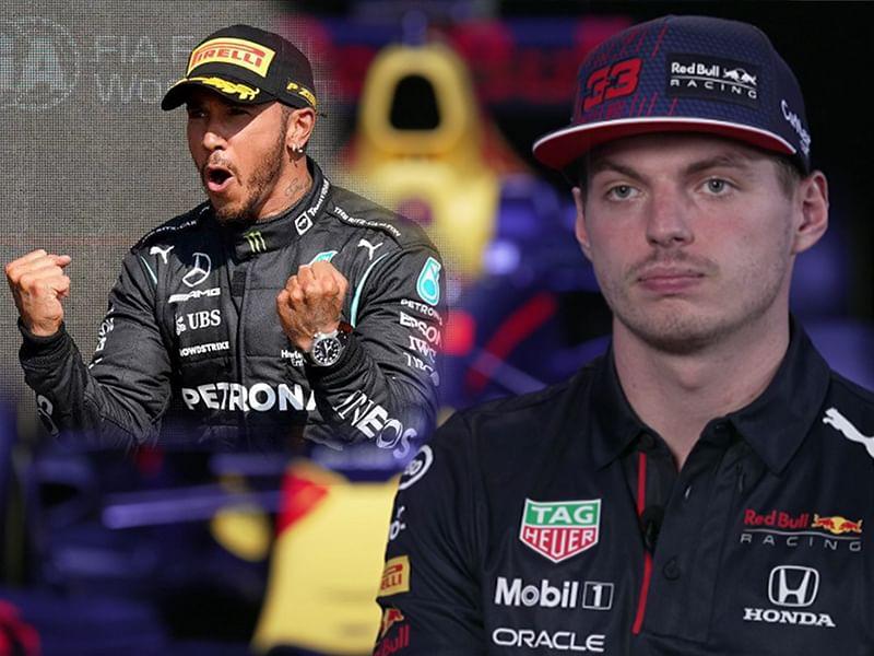 F1: Verstappen slams Hamilton's disrespectful behaviour after collision