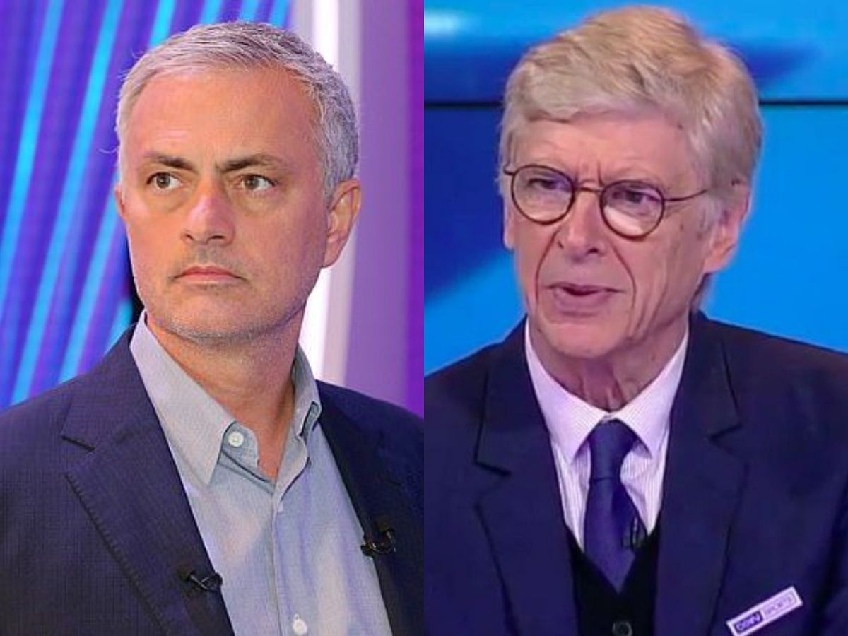 It's not a foul – Wenger, Mourinho debate England's controversial penalty