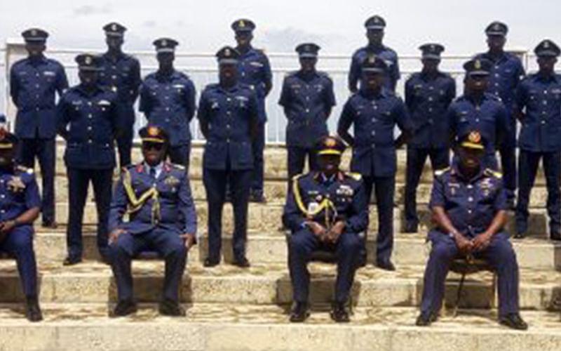 27 officers graduate from NAF institute