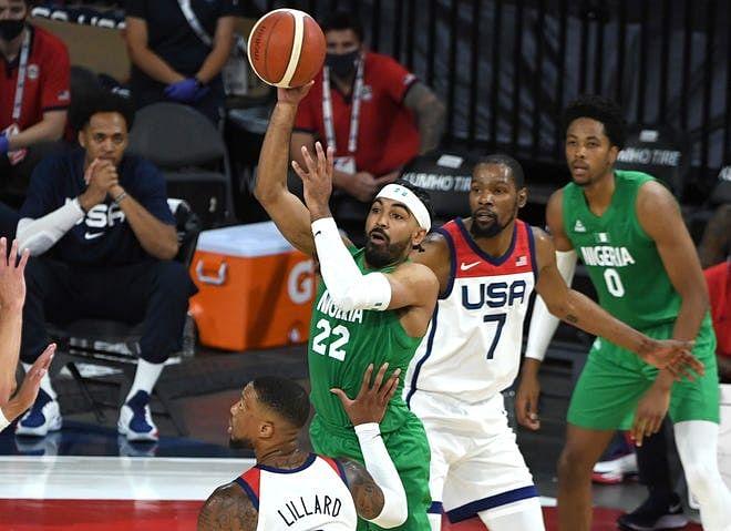 Tokyo 2020: Nigeria's basketball team has enough quality – US coach