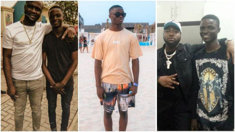 Davido fulfills promise, secures job for late Obama DMW's son