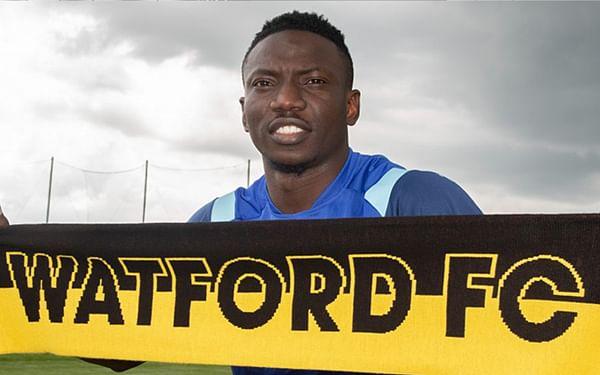 Nigeria's Etebo joins Watford until 2022