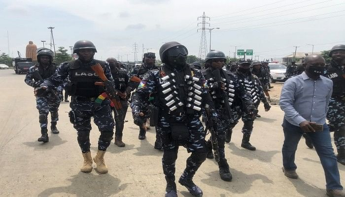 Five killed as suspected IPOB/ESN members invade Imo police station
