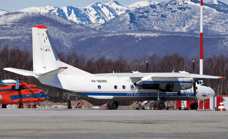 Six-year-old child, 27 others die in Russia Plane crash