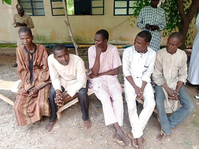 Five men arrested for serially sodomising teenage boy in Katsina