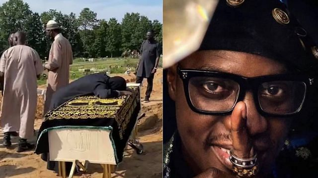 Why Sound Sultan was buried in New York, Baba Dee reveals in emotional tribute