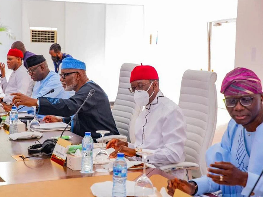 Southern Govs' resolution, dubious act of conspiracy – Northern coalition