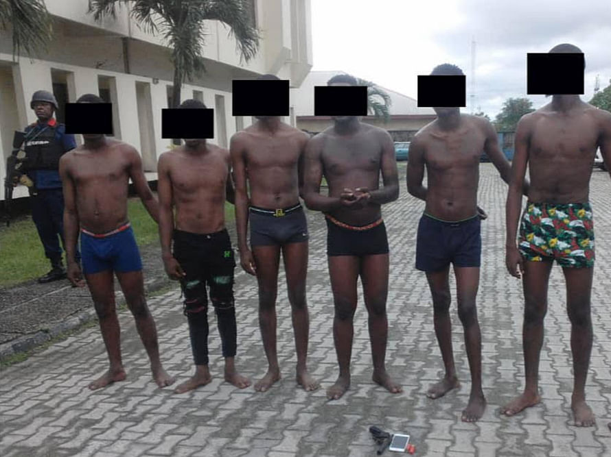 NSCDC arrests six suspected cultists, recover arms in Cross River