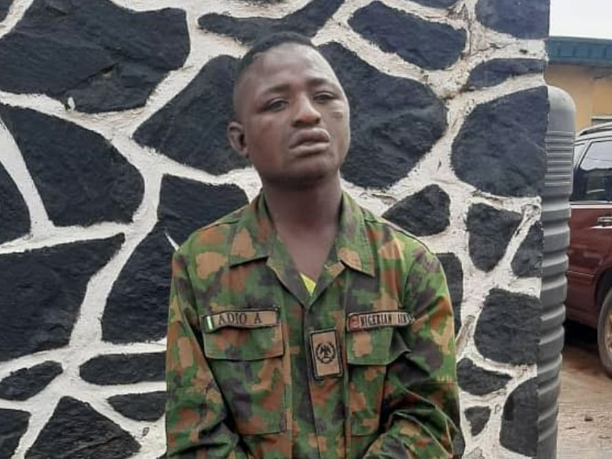 Police nab alleged kidnapper of soldier in Ogun