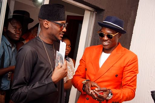 2Face Idibia promises to take care of Sound Sultan's family