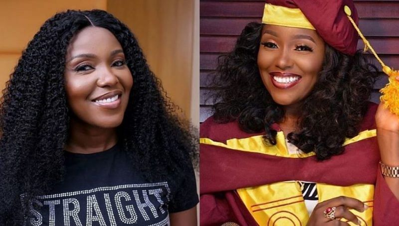 'From Mushin to glory,' Nollywood actress Adebayo lauds self as she bags Masters' degree