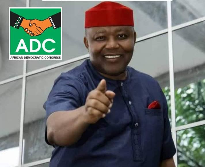 Anambra gov: ADC candidate picks clergyman as running mate