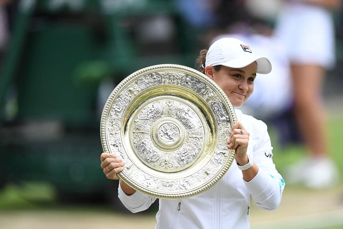 Full list: New WTA women's singles ranking