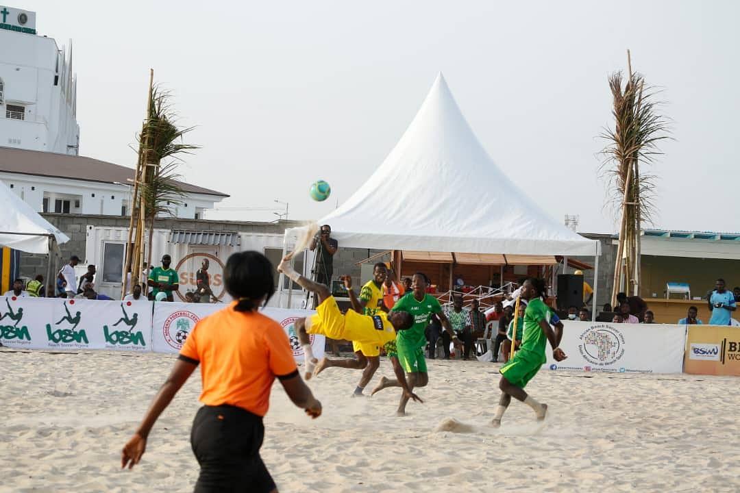 Beach Soccer: Super four League begins in Kaduna Thursday