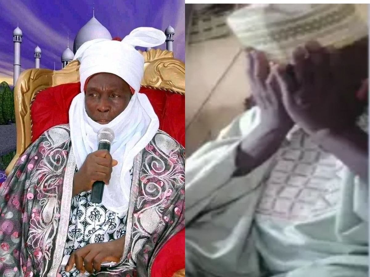 VIDEO: Kajuru Emir in tears as he recounts kidnapping ordeal