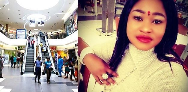 How I bumped into dead boyfriend at mall, lady narrates