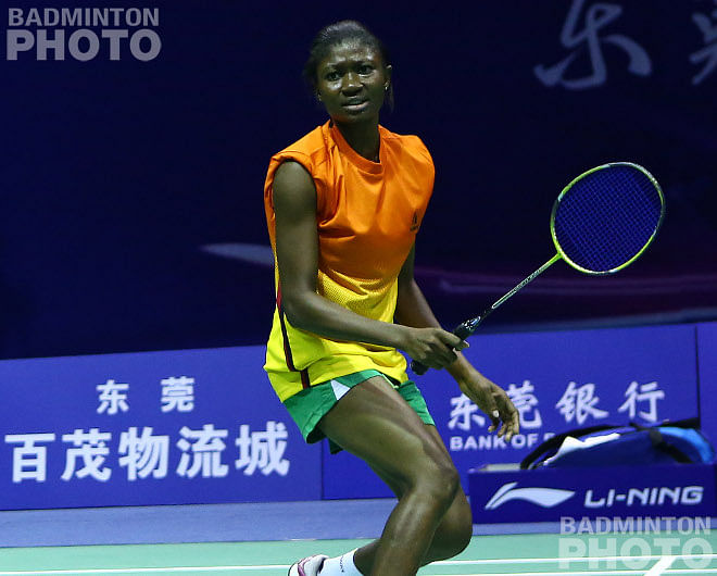 Olympics: Adesokan loses to Spanish opponent in badminton women's singles