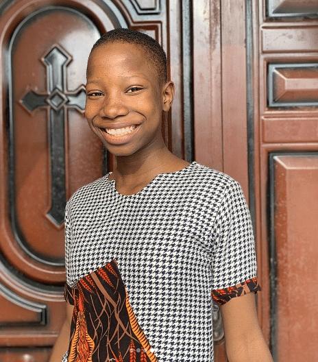 Comedienne Emmanuella celebrates 11th birthday