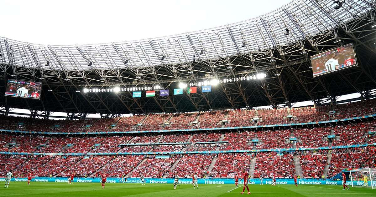 Hungary to play two games behind closed doors due to fan behaviour