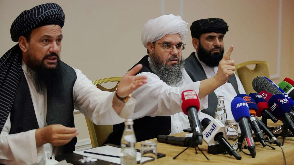 JUST IN: Taliban to declare Islamic Emirate of Afghanistan