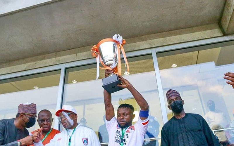Akwa United win first-ever NPFL title