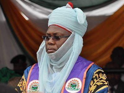 Insecurity: Emir of Kazaure donates five motorcycles, 25 torchlights to NSCDC