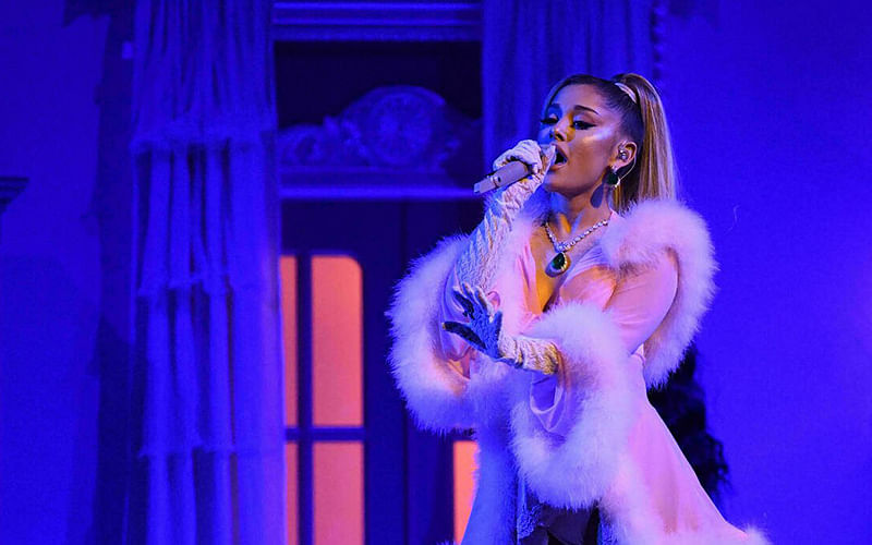 Ariana Grande to appear and perform in Fortnite video game