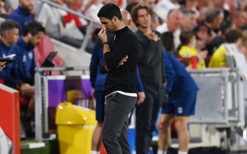 Arsenal's Mikel Arteta apologises for Brentford humiliation
