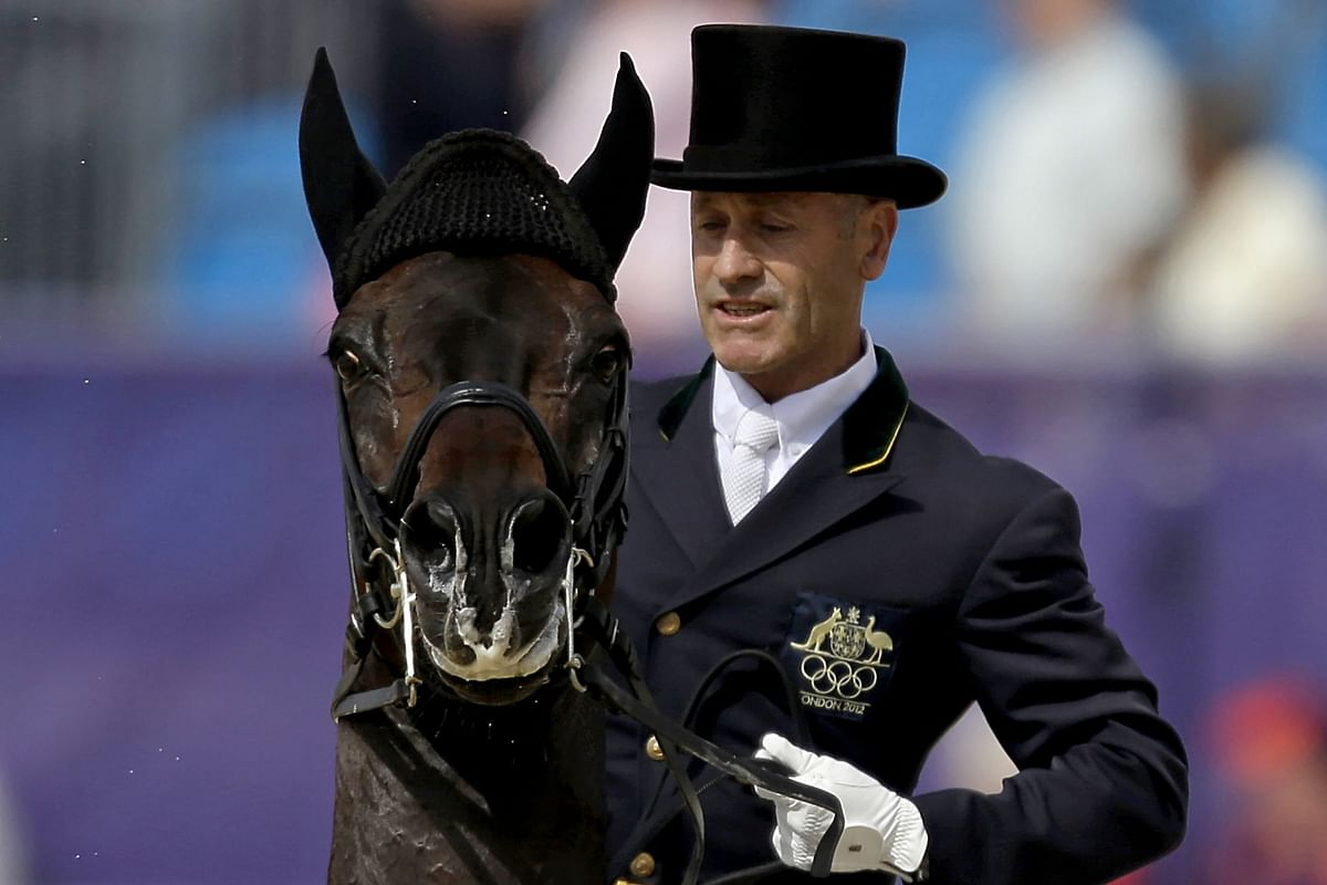 At 62, Australian Andrew Hoy emerges oldest Olympic medallist since 1968