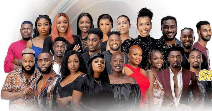 BBNaija: 15 housemates up for eviction this week