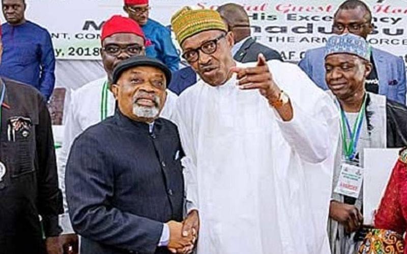 Buhari celebrates Ngige on 69th birthday
