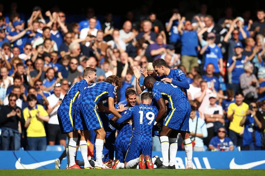 EPL: Chelsea beat Crystal Palace 3-0 at Stamford Bridge