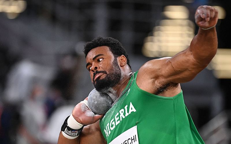 Olympics: Another blow for Nigeria as Enekwechi loses shot put final