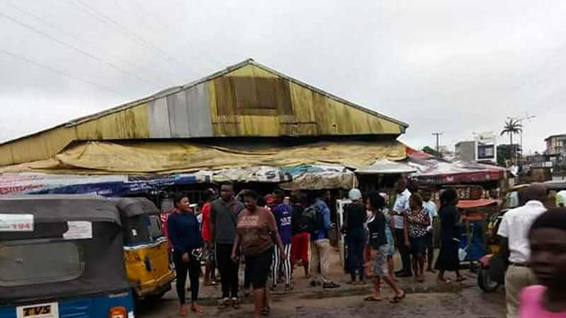 Shops looted as cultists attack Rivers computer village again