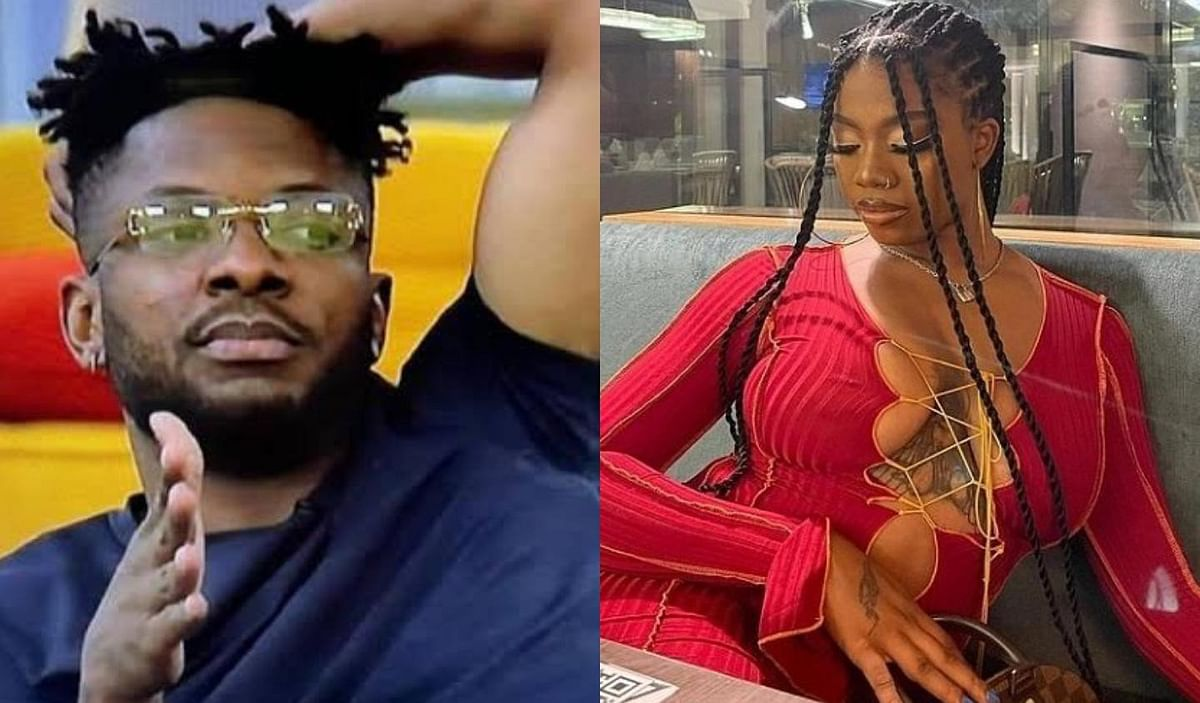 BBNaija: I'm sexually attracted to you, Angel tells Cross