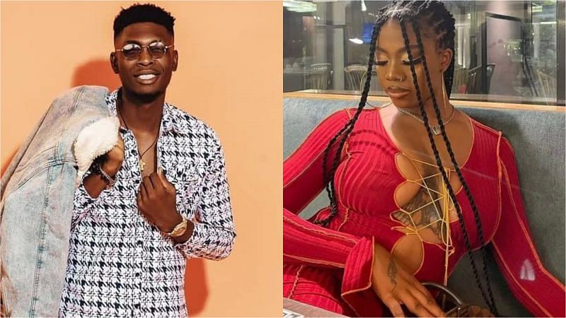 BBNaija: My man must do whatever I want without questions, Angel tells Sammie