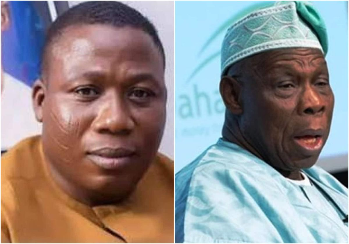 Obasanjo travels to Benin Republic, allegedly meets Talon over Sunday Igboho's trial
